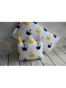 Poduszka korona - korony