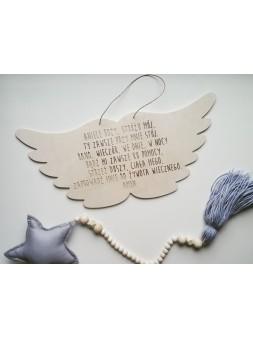 Modlitwa skrzydła Anioła