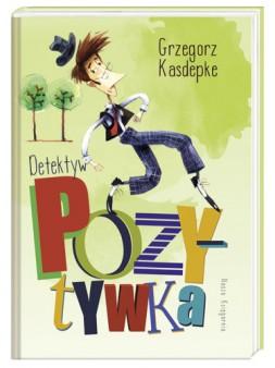 Książka Detektyw Pozytywka