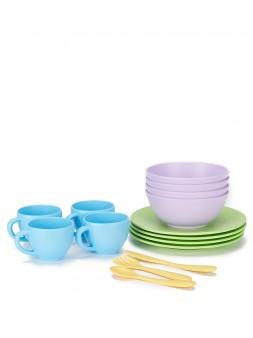 Green Toys naczynia
