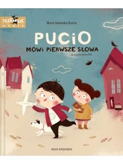 Pucio ''mówi pierwsze słowa''