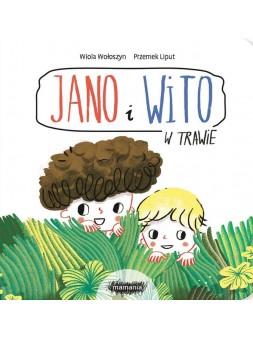 Jano i Wito W trawie