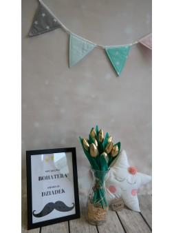 Tulipan na dzień babci/...