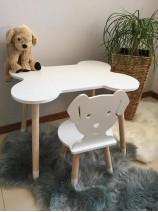 krzesełko dla chłopca