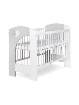 Łóżko niemowlęce z...