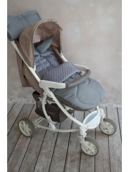 Śpiworek do wózka - Królik