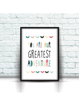 Plakat A4 Greatest