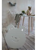 okrągły stolik dla dziecka z taboretem