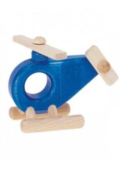 niebieski helikopter dla dziecka