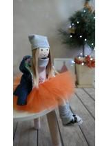 lalka na roczek