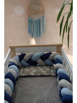 bawełniany warkocz