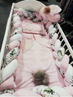 Poduszka dekoracyjna królik