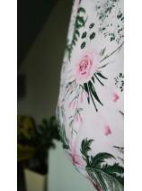 worek huśtawka dla dzieci w róże