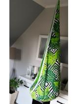 huśtawka zielona