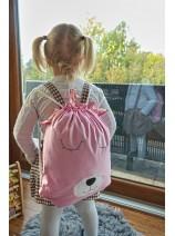 worek dla dziecka na kapcie