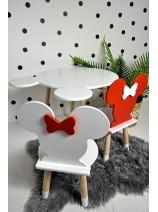 stolik i krzesełko dla dziecka