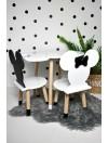 komplet mebli stolik i krzesełko