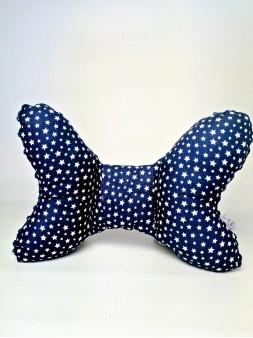 poduszka motylek gwiazdki