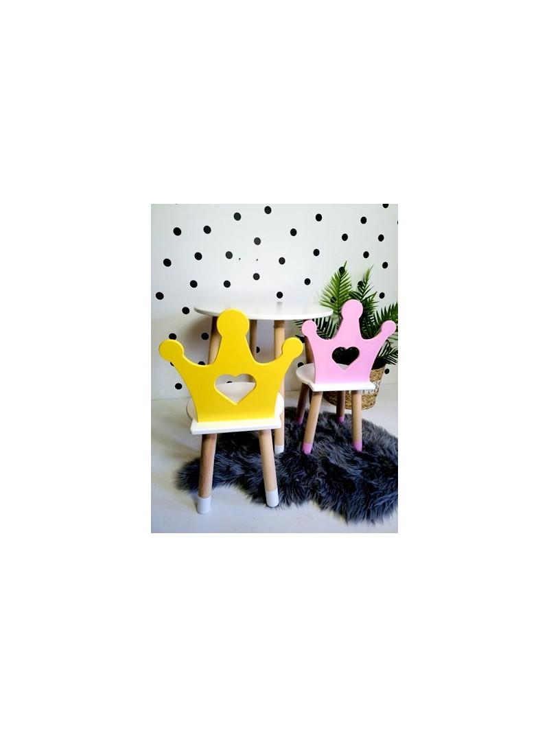 meble dla księżniczki korona