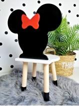 krzesełko miki z kokardą