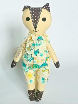 maskotka lisek dla dziecka