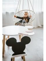 stylowe krzesełka i stoliki dla dzieci
