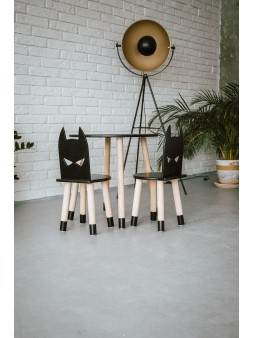 Stolik i krzesełko Batman