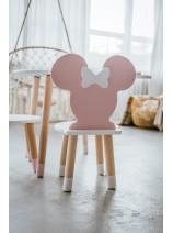 różowe meble dla dzieci