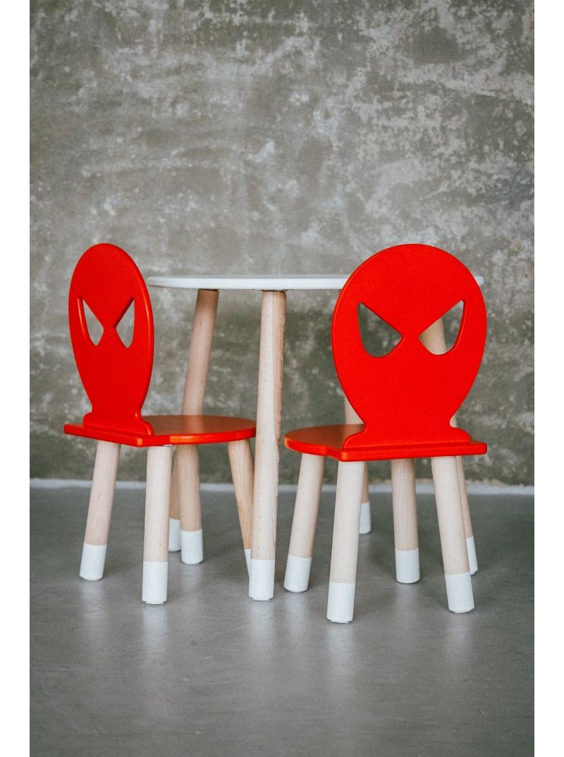 komplet mebli dla dzieci spiderman
