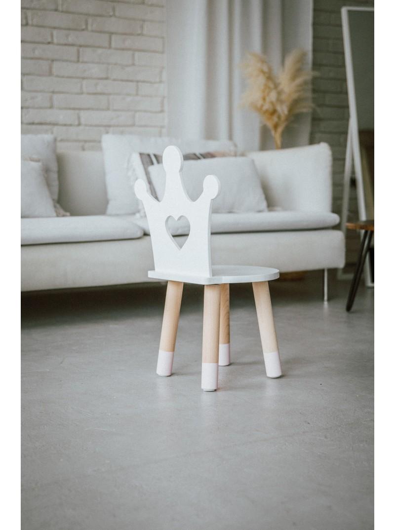 krzesełko korona dla dziecka