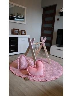 Stojak do zabawy dla niemowlęcia