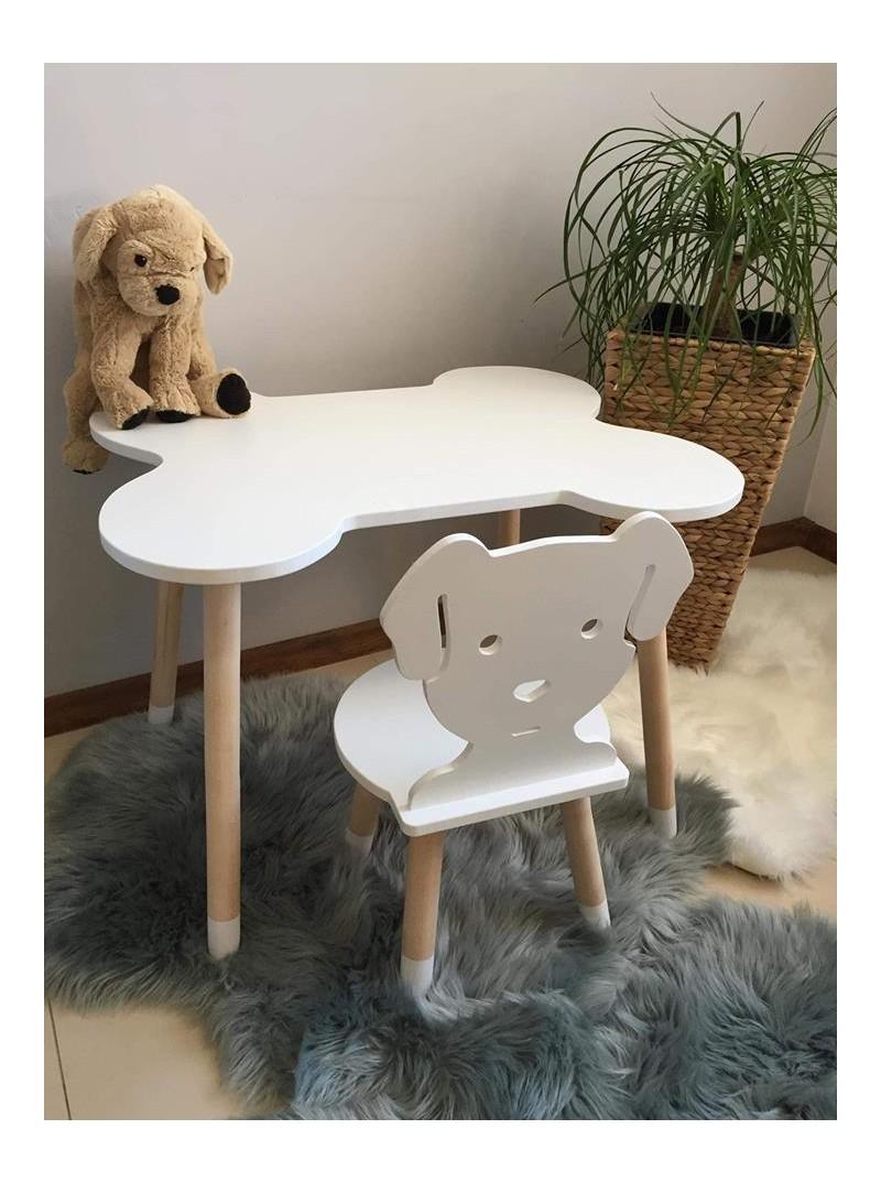 Prezenty do 500 zł - stolik i krzesełko