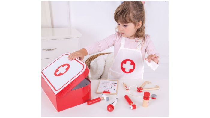 Apteczka zabawkowa dla dzieci