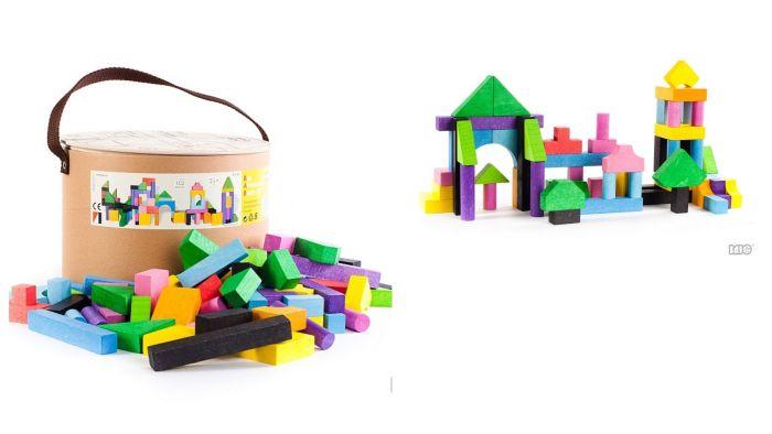 Klocki edukacyjne - zabawka dla dzieci