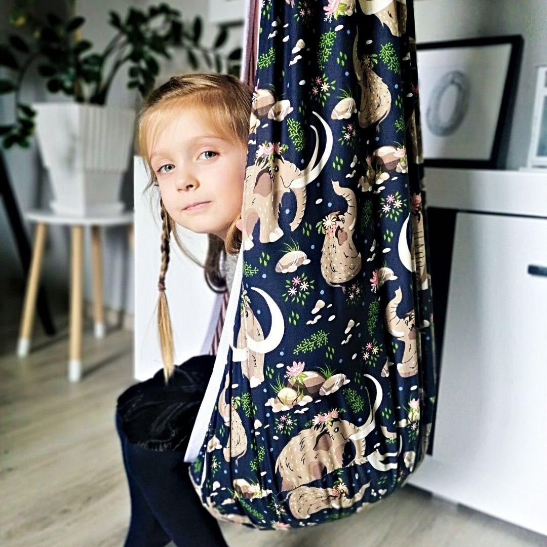 Zalety huśtawki domowej dla dzieci